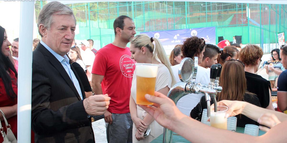 festa e birra korca