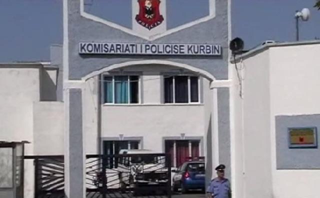 policia kurbin