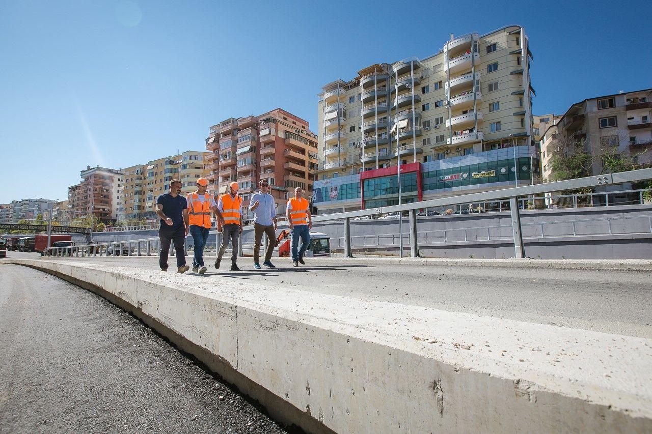 thumbnail_Veliaj inspekton punimet per ndertimin e Unazes se Madhe (4)
