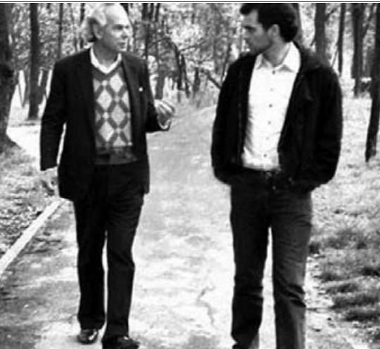 Kristaq dhe Edi Rama