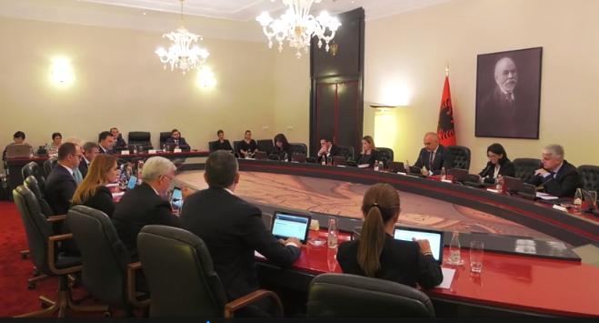 mbledhje qeverie rama 2