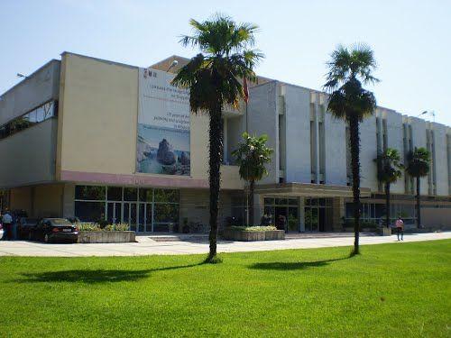 Galeria-Kombëtare-e-Arteve-tirane-kulture-arkitektura-italiane-shekulli-i-20