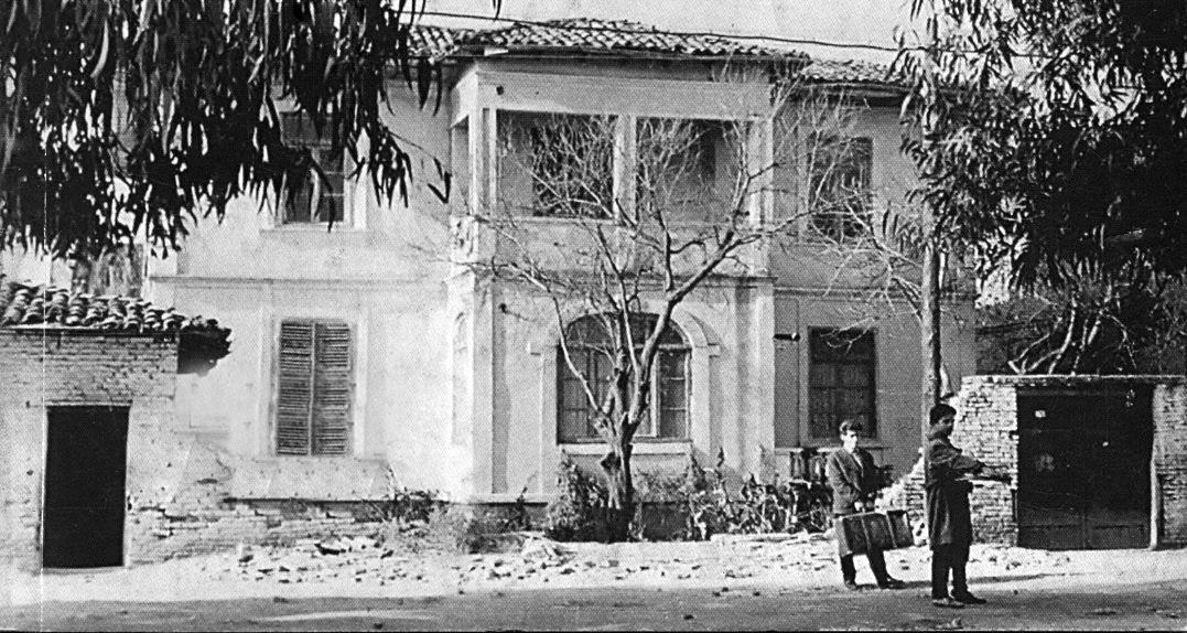 Shtepia e Kelliçeve ku ka banuar Orhan Sakiqi