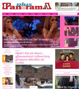 Lajmet më të fundit të VIP-ave, tani me një klikim në panoramaplus.al