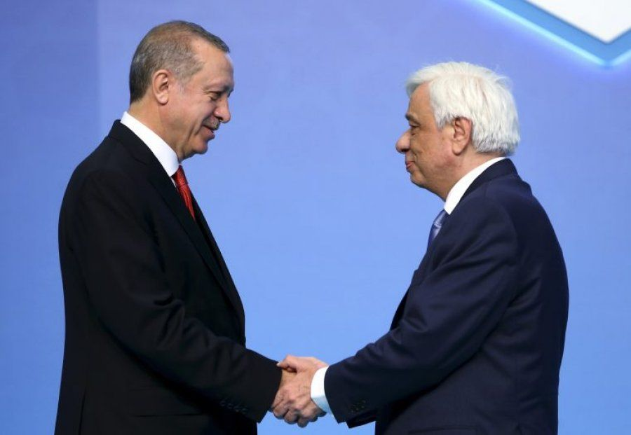 erdogan pavlopulos