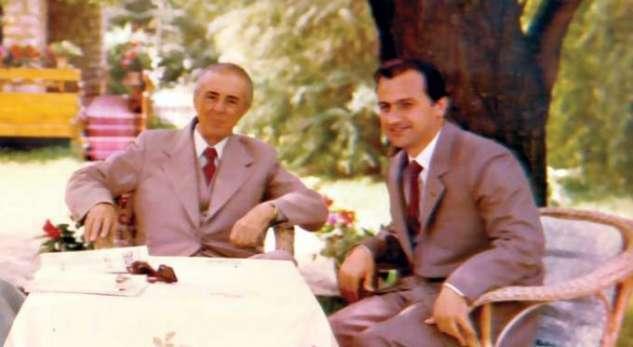 Enveri dhe mjeku Isuf Kalo