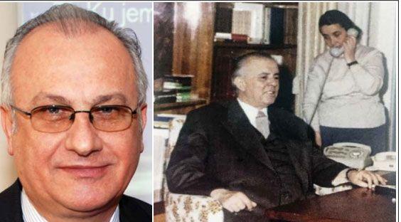 Mjeku Isuf Kalo/ Enver dhe Nexhmije Hoxha