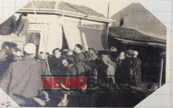14-Tregu i vjetër në Shkodër