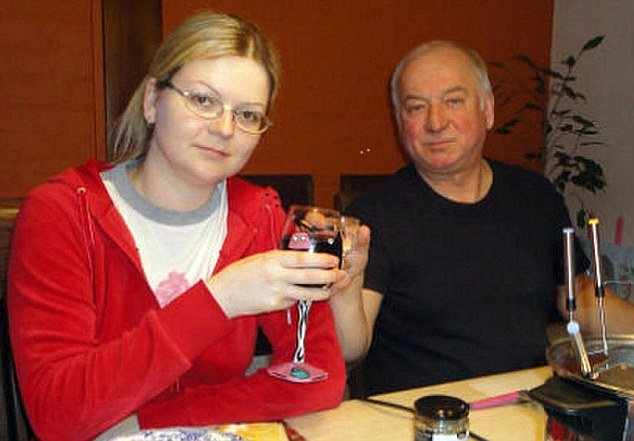 Pic shows: Sergei, right, and Yulia Skripal, left, eating in a restaurant or pub    Pic supplied: Pixel8000 Ltd