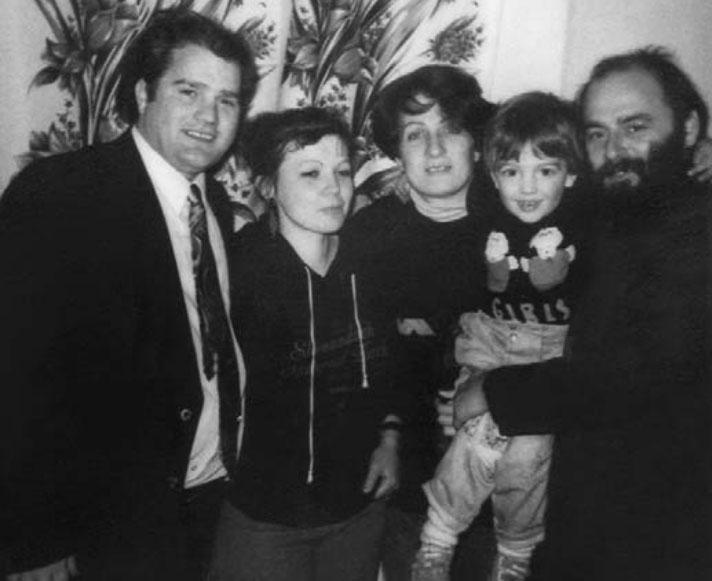 Azem Hajdari dhe Teodor Keko me bashkëshortet
