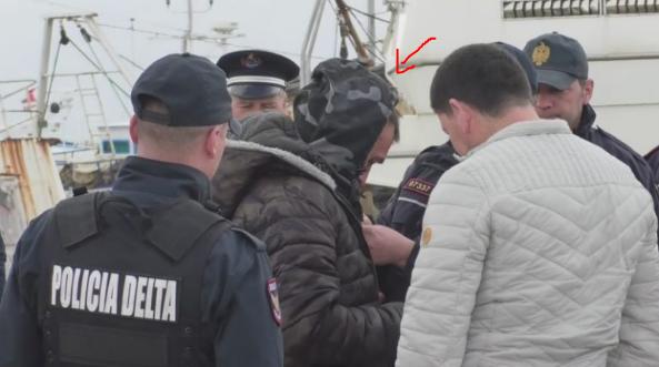 Një nga të ndaluarit nga Policia