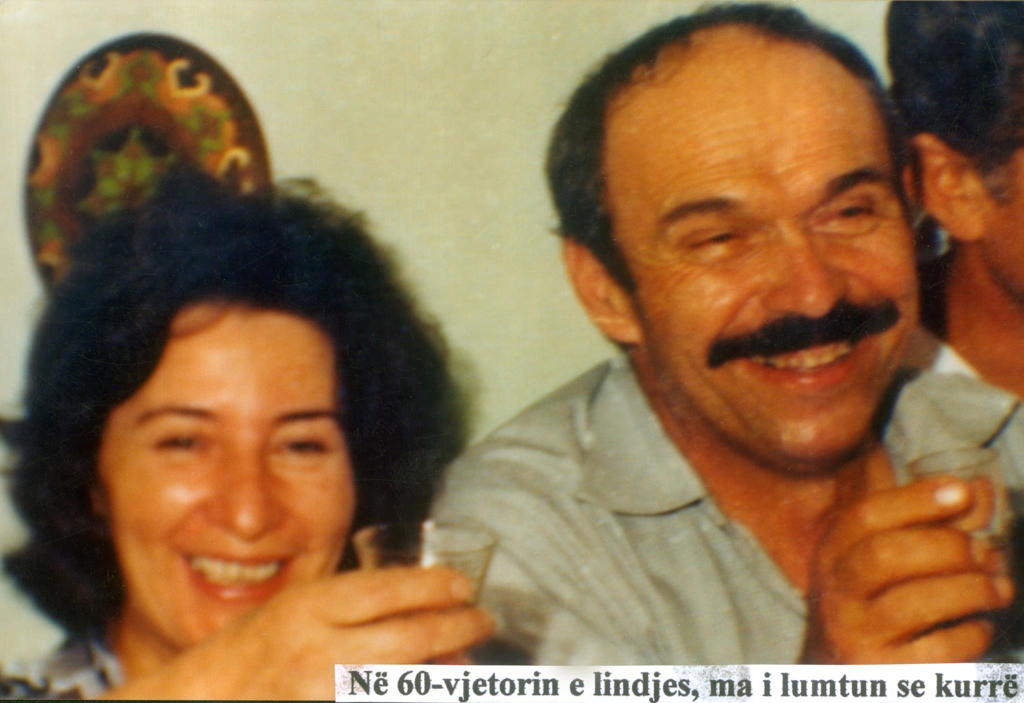Ndrek e Mimika Luca