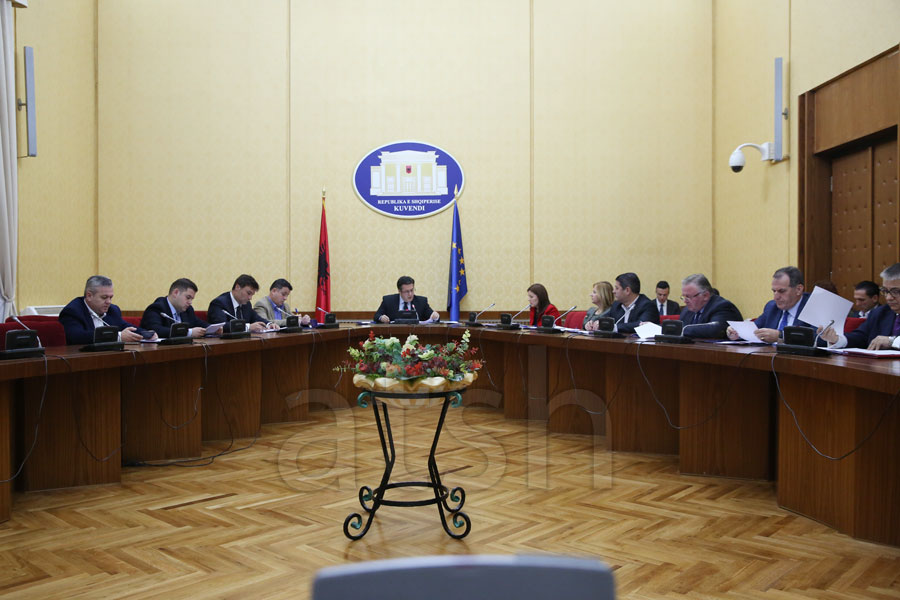 Komisioni-parlamentar per tahirin