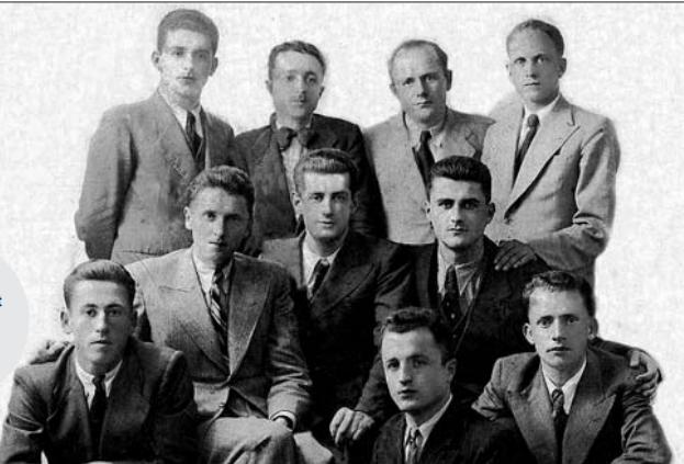 Studentë të juridikut në Motpelier