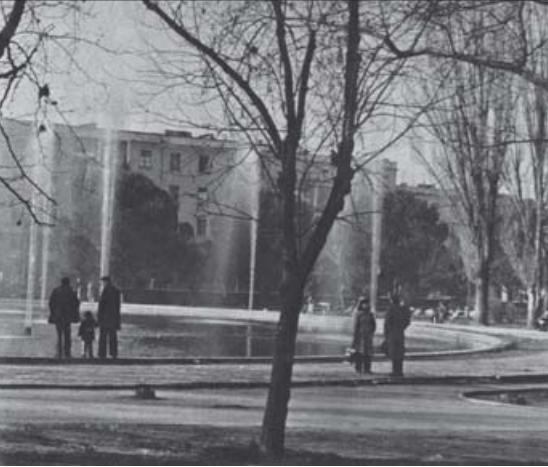 Parku Rinia, 1984