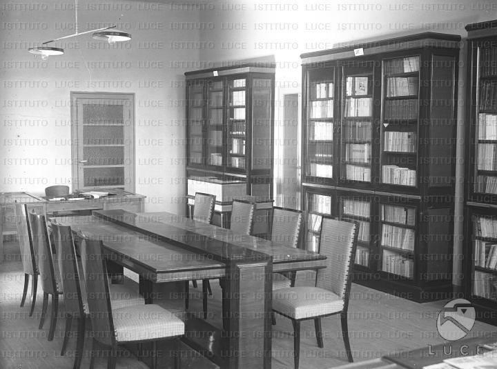"Biblioteka e Rrethit Italo-Shqiptar ""Scanderbeg"" ne vitin 1942"