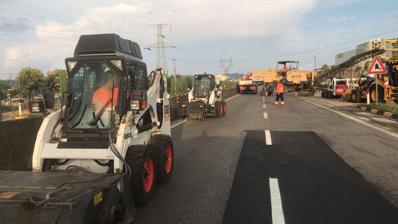 autostrada Tirane Durres