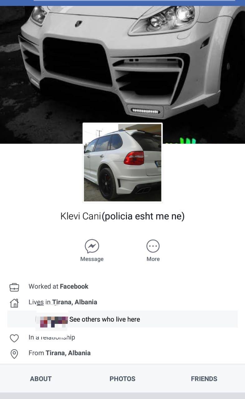 profili ne FB i Klevi Likes (Cani)