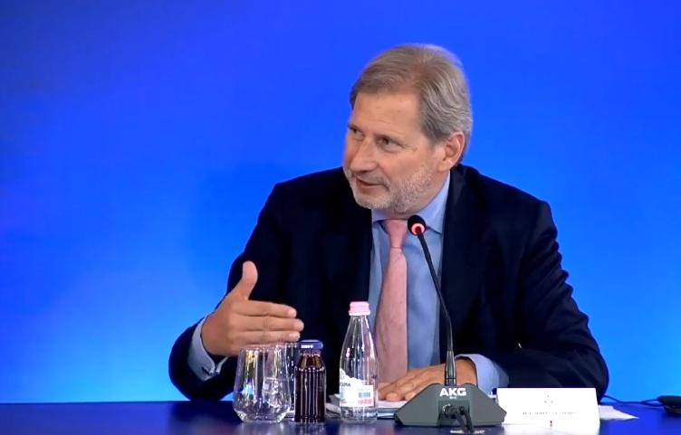 Komisioneri Johanes Hahn