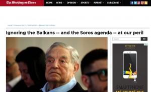 Washington Times-artikulli-ndikimi-Soros-në-Ballkan
