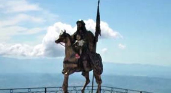 Heroi i luftës së Qerbelasë, Abaz-Aliu