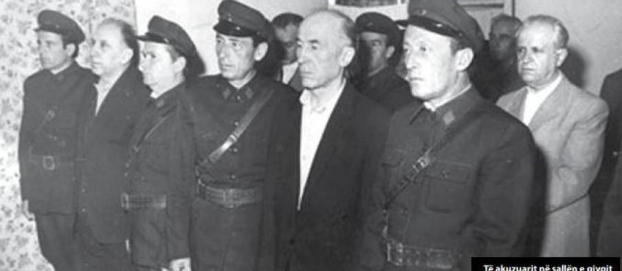 Koço Theodhosi në një nga kongreset e PPSH