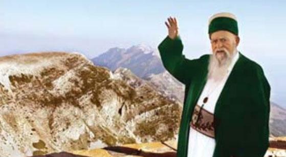 Legjenda e bektashizmit, Kryegjyshi Botëror, Haxhi Dede Reshat Bardhi