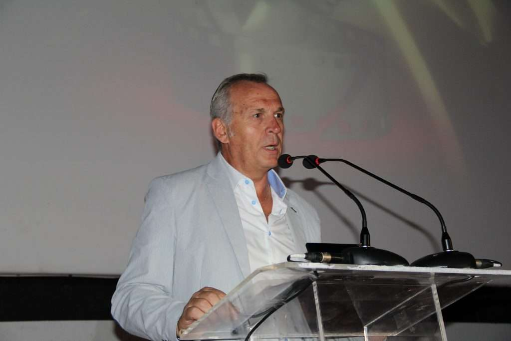 Drejtori i Festivalit, Edmond Topi