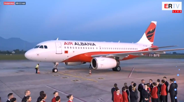Air albania 2