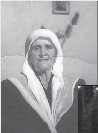 Nënë Lakja Sulltana,paraardhëshja e nënë Rukijes