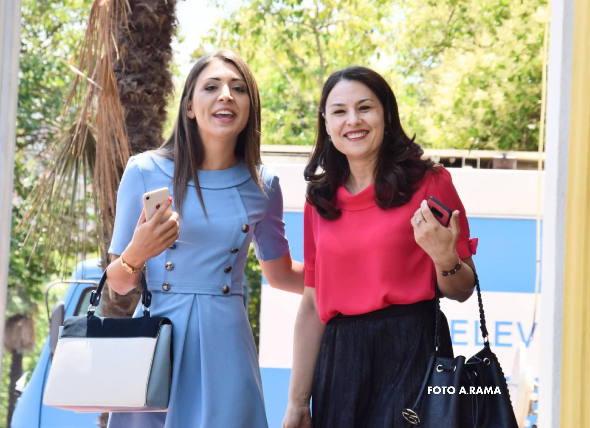 Elena Xhina dhe Reme Lala