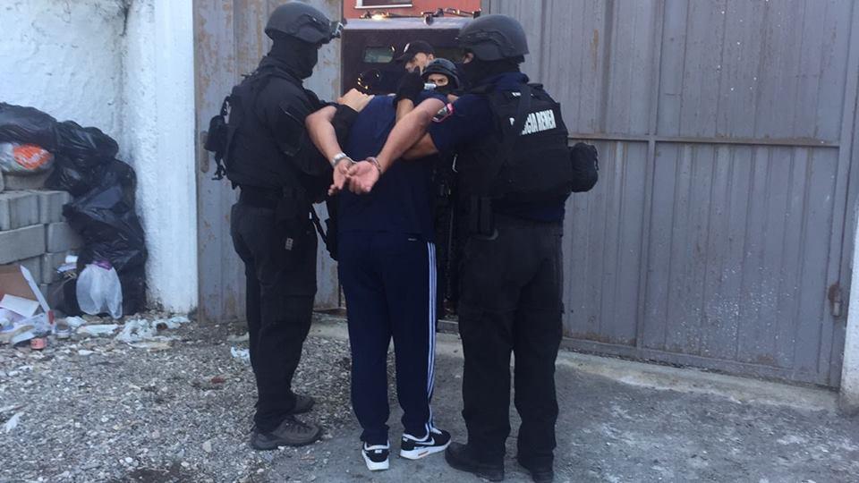 Arrestimet ne Shkoder