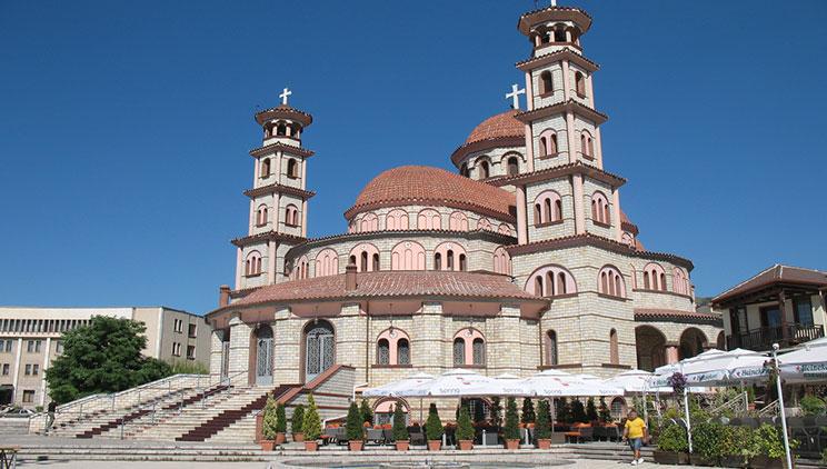 Katedralja Korçë