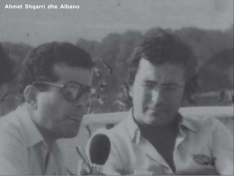 ahmet albano