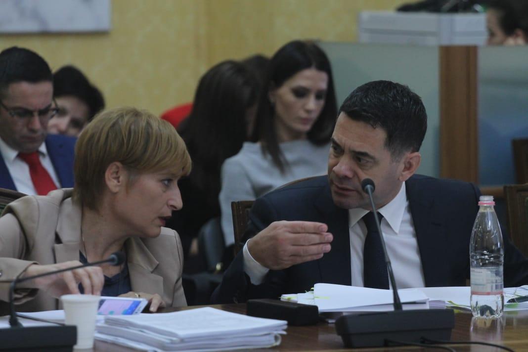 Ministri Ahmetaj, dje në Komisionin e Ekonomisë