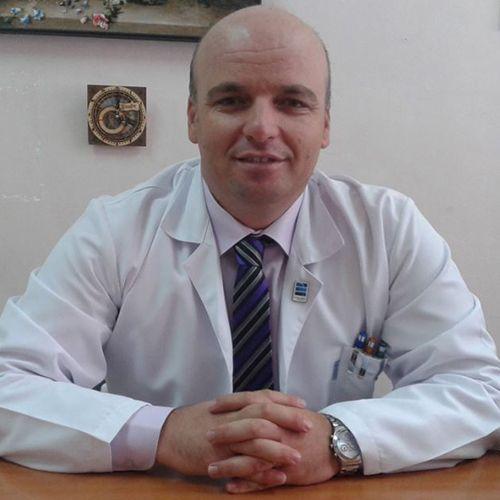 Mjeku endokrinolog, Dashamir Gjergji