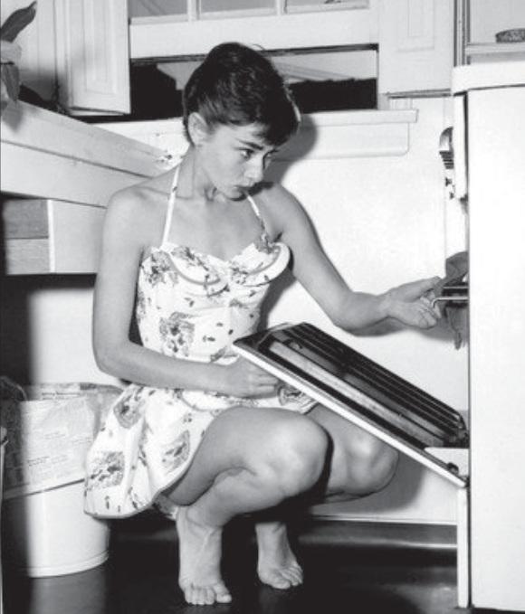 Muffins si të Audrey Hepburn2