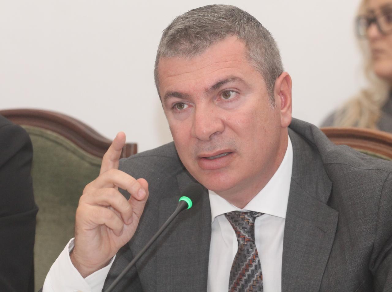 Damian Gjiknuri në Komisionin e Veprimtarisë Prodhuese