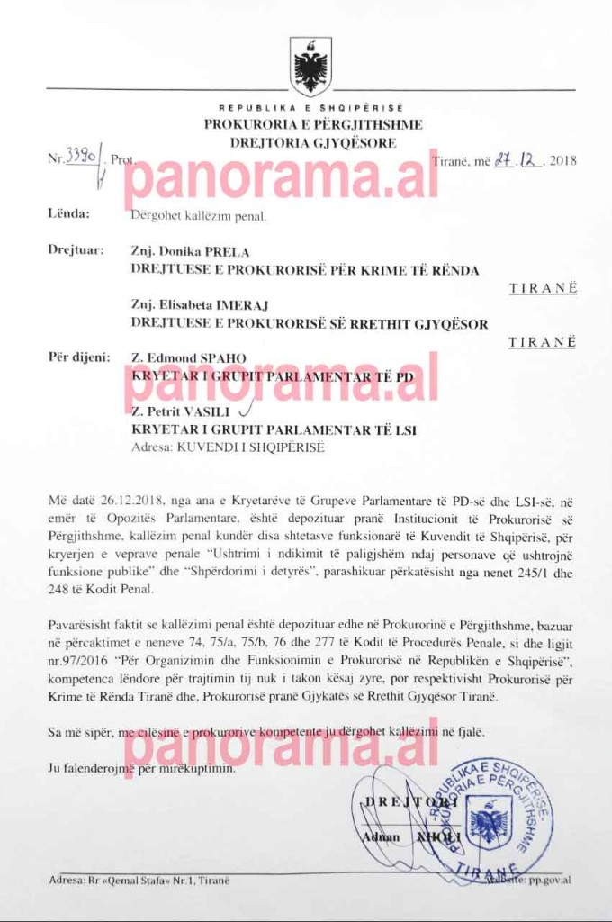 Pergjigjia-Prokuroria-hetimi