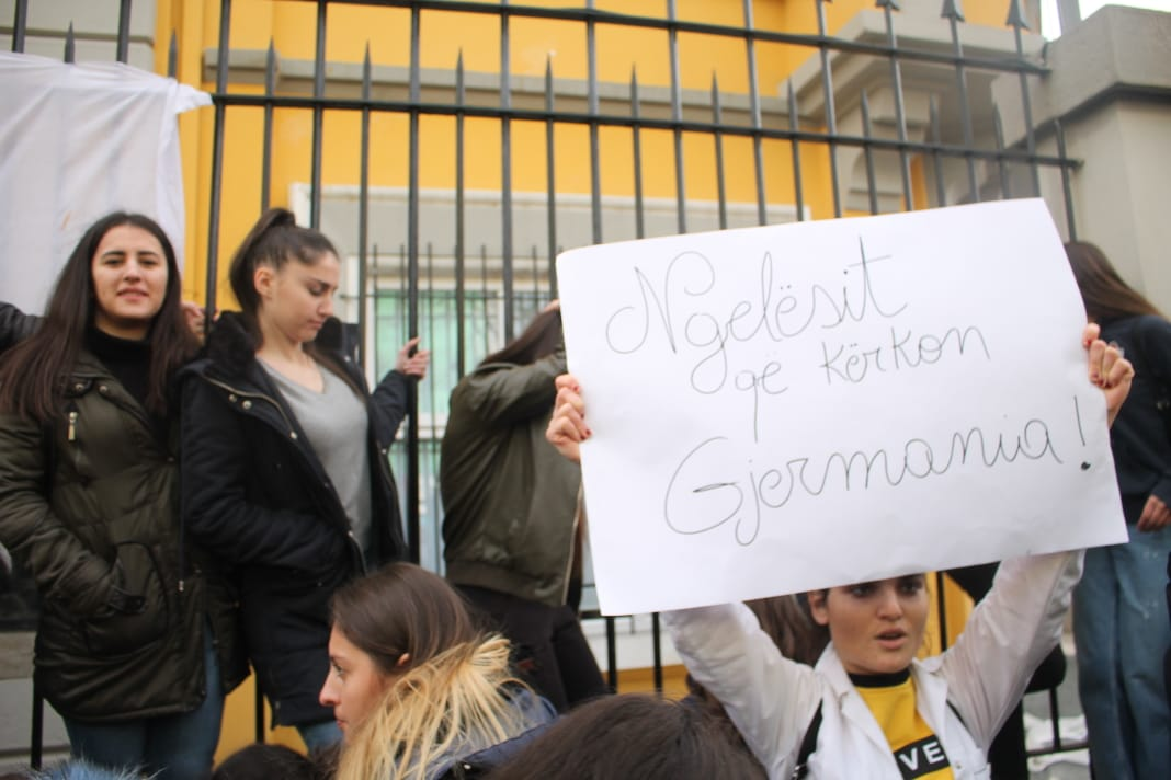 studentet-protesta