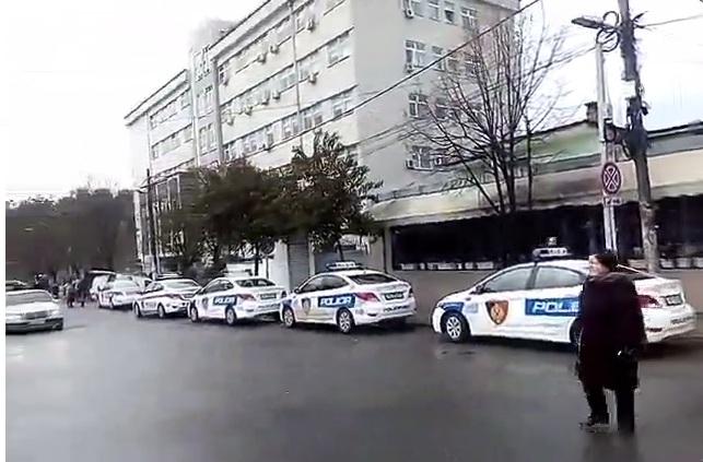 policia rrethon ekonomikun