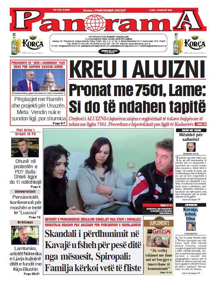 Gazeta panorama
