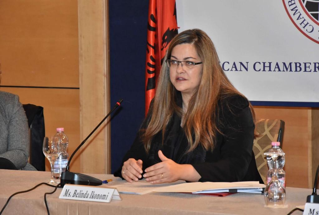 Belinda Ikonomi