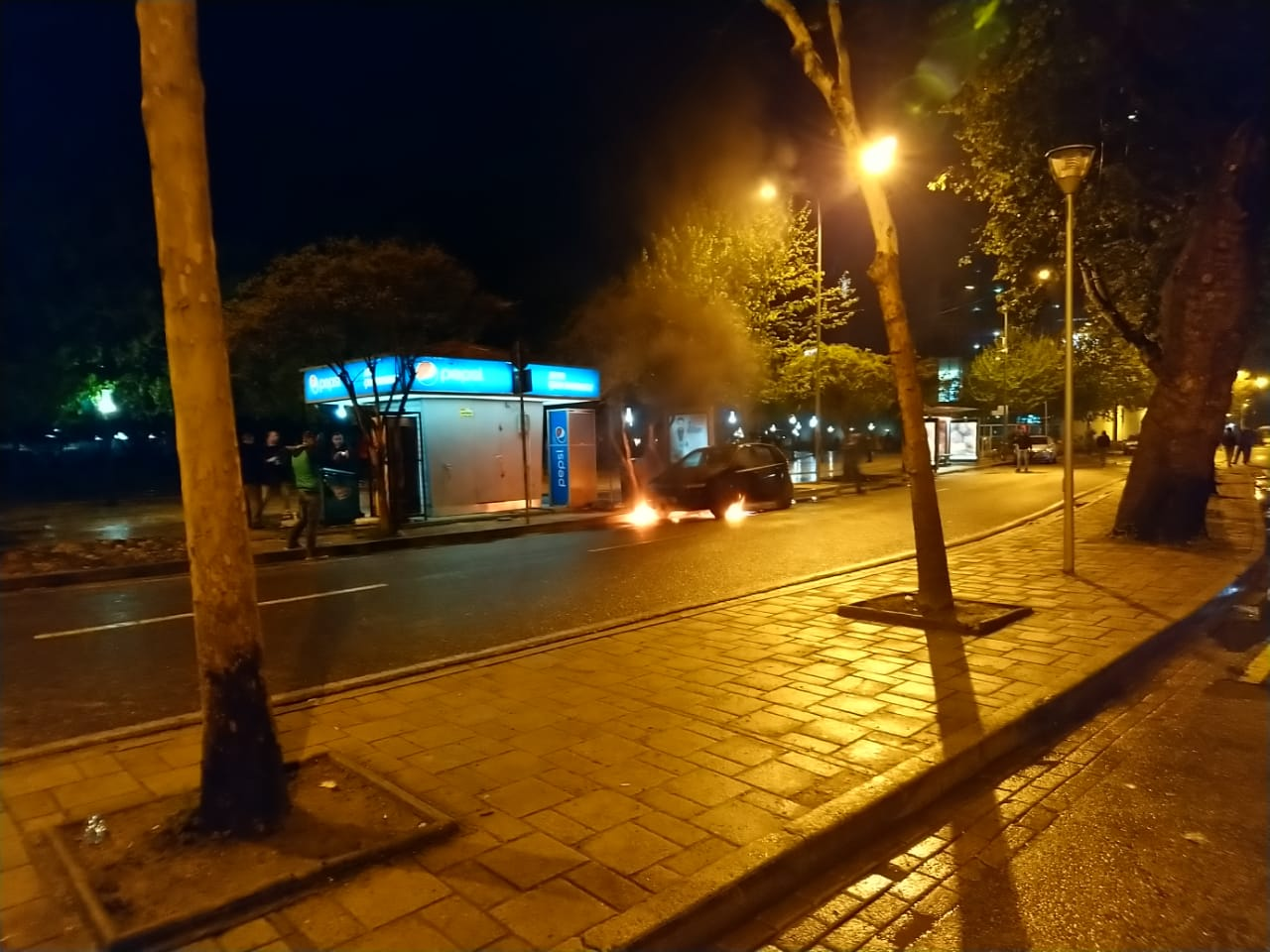 Makina-djegia