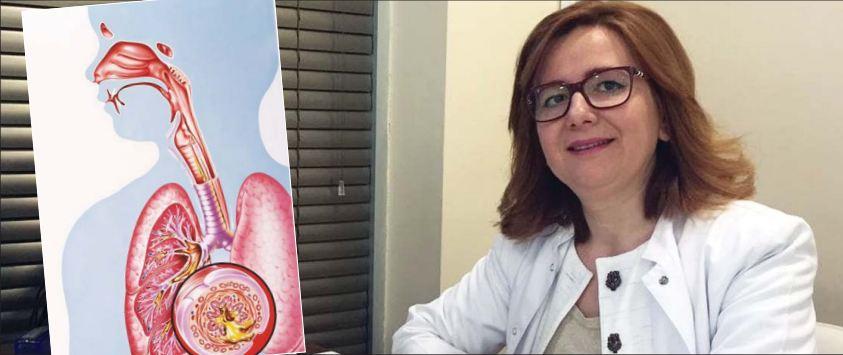 Ornela Marko, mjeke alergologe–imunologe