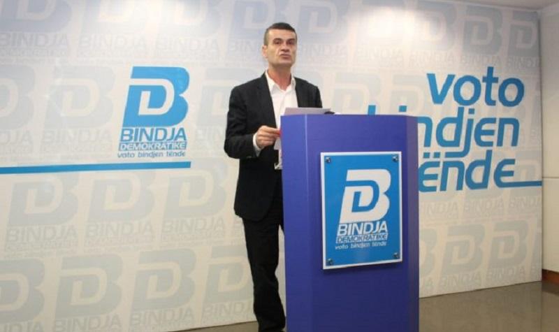 bindja-demokratike