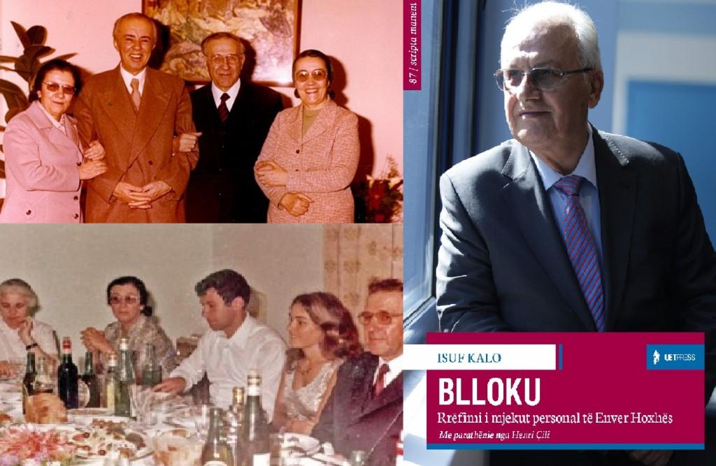 isuf kalo, enver hoxha, blloku, panorama
