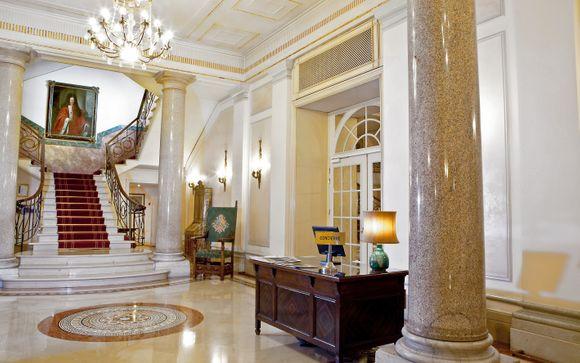 Ambasciatori Palace Hotel, Rome