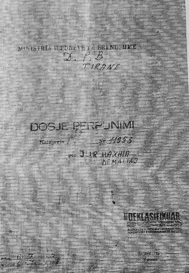 Dosja-Demalia