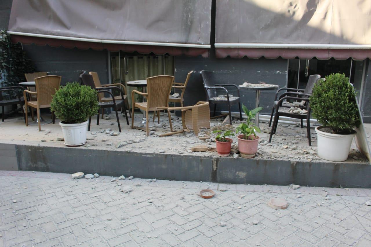 Qytetaret termeti Tirana (2)